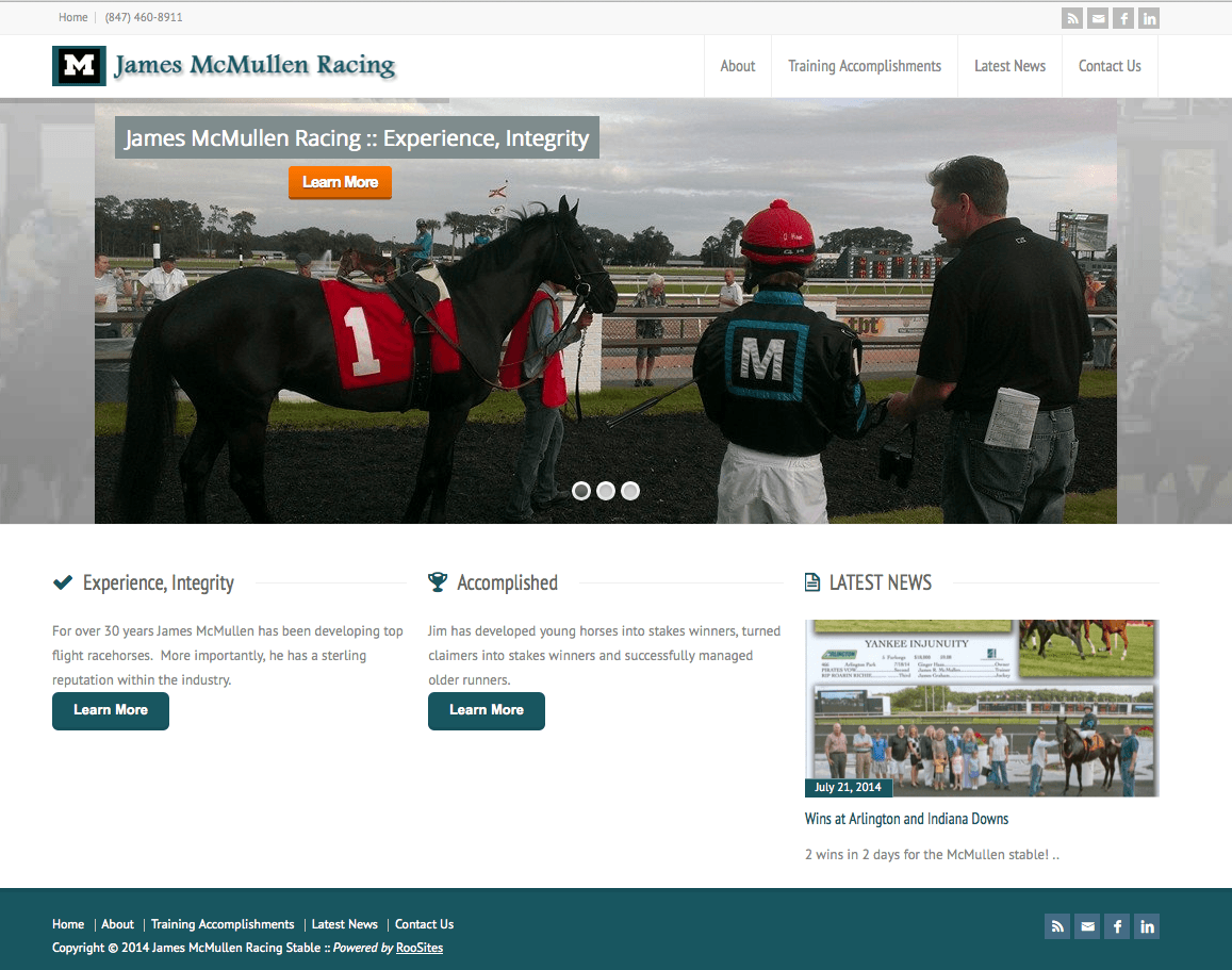Horse Racing Websites
